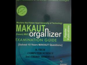 CSE 3rd Semester (WBUT) Makaut Organizer Guide Book