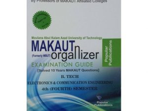 ECE 4th Semester (WBUT) Makaut Organizer Guide Book