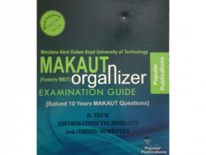 IT 3rd Semester (WBUT) Makaut Organizer Guide Book