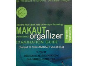 ME 3rd Semester (WBUT) Makaut Organizer Guide Book