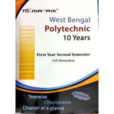 Second Semester  MATRIX Polytechnic Organizer (All Branches)-2020